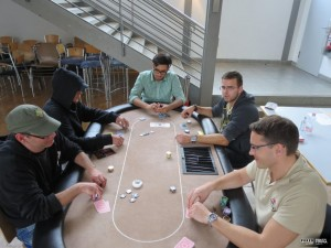 HeadsUp gegen Oldenburger Poker Liga
